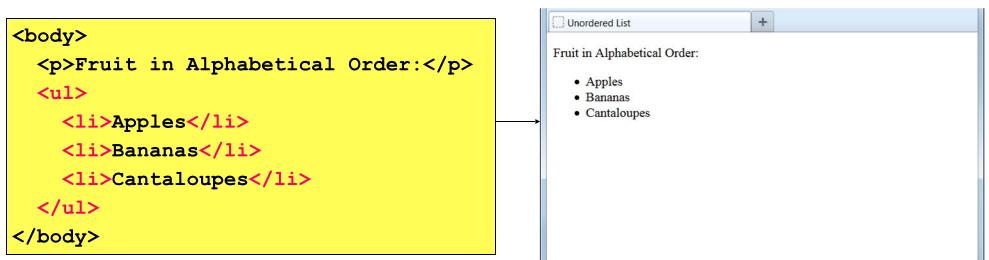 HTML Text Elements   Web design